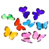 Multi-Color Butterfly Garland