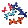 Butterflies Feather Garland