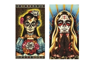 St. Valentina and Muerta Bride Matches