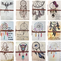 Dream Catcher Mini Tie Journal