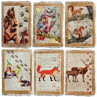 Forest Friends Mini Journal Asst 1Dz