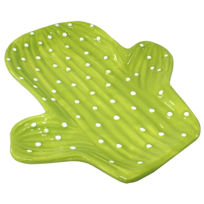 Dottie Cactus Ceramic Tray