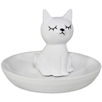 Missy Cat Ring Tray