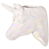 Unicorn Bust Wall Mount Vase/Holder