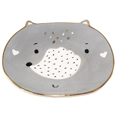 Hedgehog Ring Tray