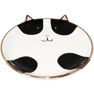 Pudgy Cat Tray