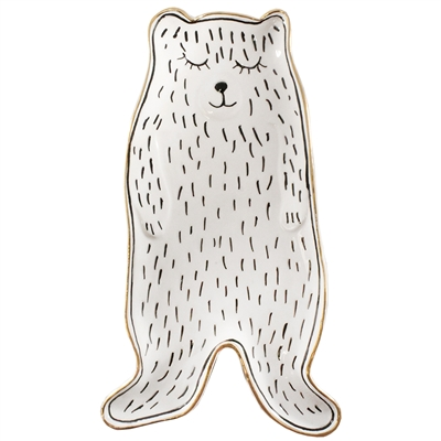 Bear Jewelry Dish
