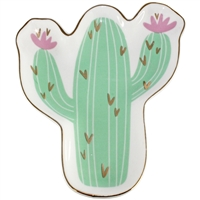 Prickly & Pink Mint Cactus Tray