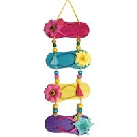 Beach Sandals Wall Decor