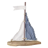 Sailboat with 2 Sails Mini
