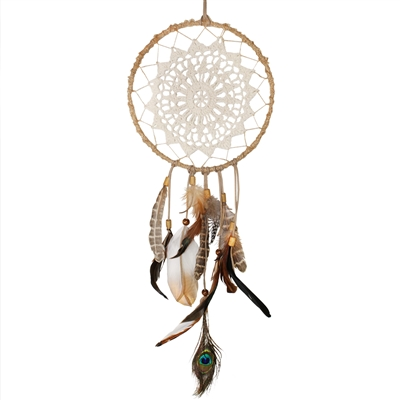 Mystic Feathers Dream Catcher