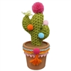 Saguaro Crochet Cactus in Pot
