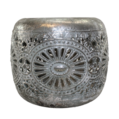 Savann Sage Metal Candle Holder