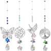 Chrystal Sun Catcher Mini Spinner