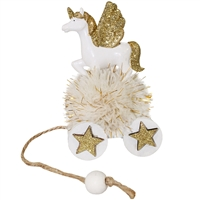 Unicorn Parade Ornament