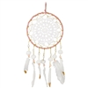 Rose & Gold Dream Catcher