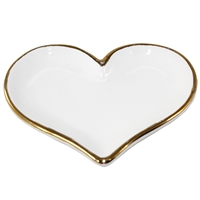 Pure Heart Ring Tray