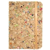 Confetti Cork Journal Small