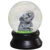 Lucky Elephant Snow Globe Small