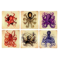 Octopus Glass Trays