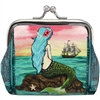 Wishing Mermaid Clasp Coin Purse