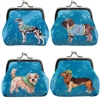 Pooch Parade Clasp Coin Purse