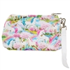Unicorn Zipper Pouch with Strap 1dz