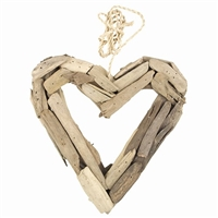 Beachcomber Driftwood Open Heart