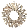 Beachcomber Driftwood Wreath