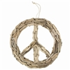 Beachcomber Driftwood Peace Sign