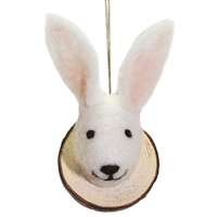 Rabbit Mount Hanging Ornament