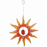 Sun & Glass Nugget Suncatcher