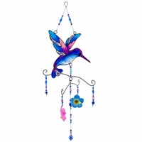 Suncatcher Hummingbird Mobile