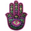 Hamsa Incense Holder and Wall Plaque
