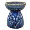 Tree of Life Oil Burner Blue