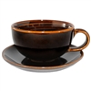 Good Earth Ceramic Cup & Saucer