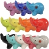 Baby Elephant Incense Holder Rainbow