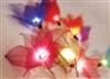 Bloomination Natural Leaf Lights Multi-Color