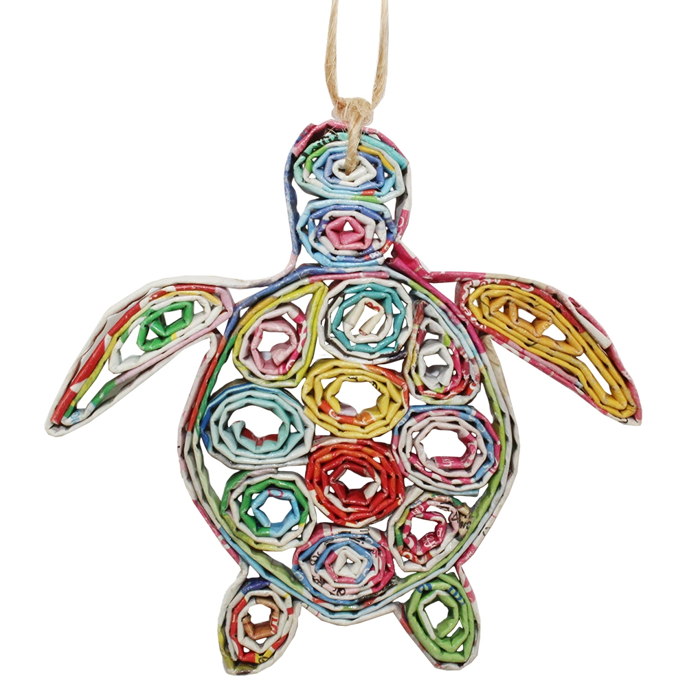 metal turtle wall decor.htm recycled magazine turtle ornament  recycled magazine turtle ornament