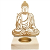 Gold Buddha Tealight Holder
