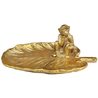 The Thinker Monkey Tray