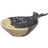 Graydon Whale Ceramic Bowl