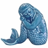 Pierla Mermaid Statue Ocean Blue