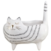 Pampered Cat Planter Pot