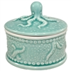 Octopus Porcelain Box
