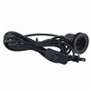Hanging Lamp Cord Black