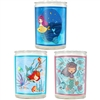 Little Mermaid Mini Candle Jars